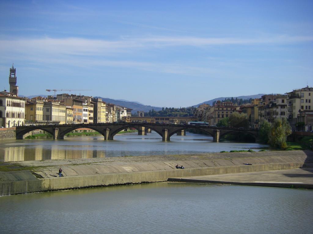 Pas de doute : je suis à Firenze !!