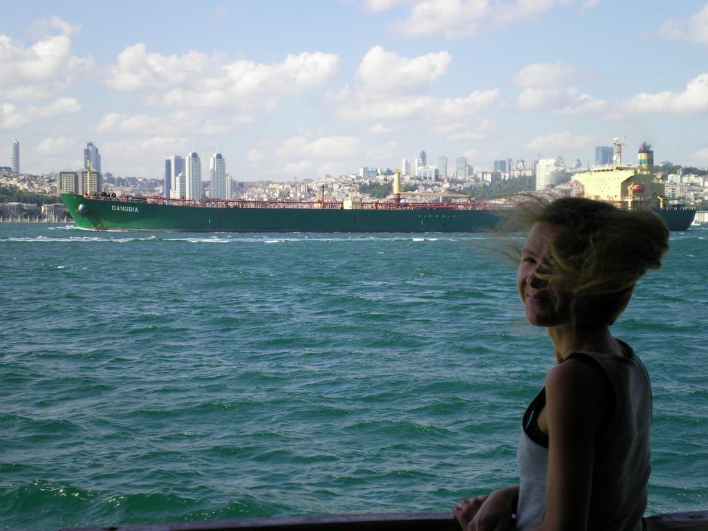 Le bateau était le Danubia : tout un symbole !