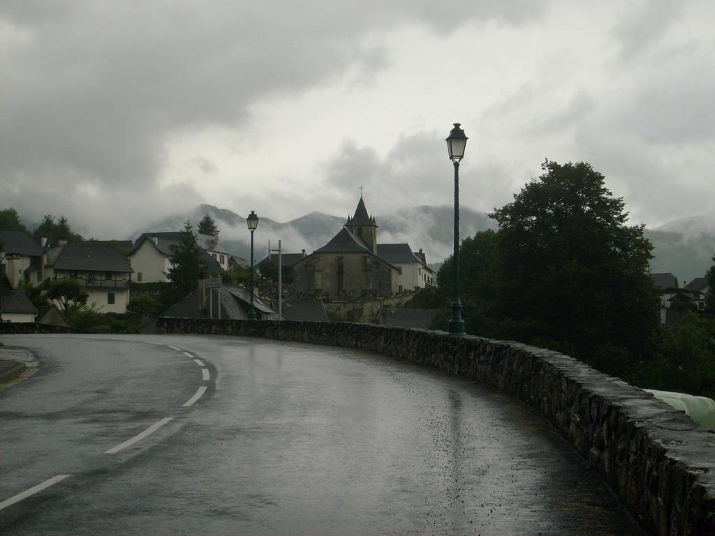 La pluie du matin ...
