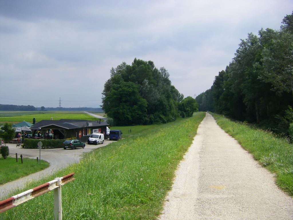 Entre Wien et Hainburg.