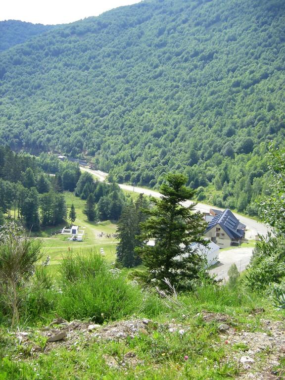 La station de ski d'Ascou - Pailhères.