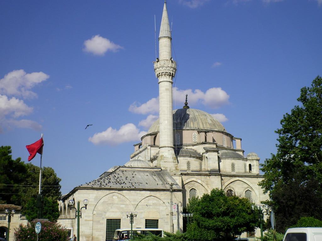 La mosquée de Babaeski.