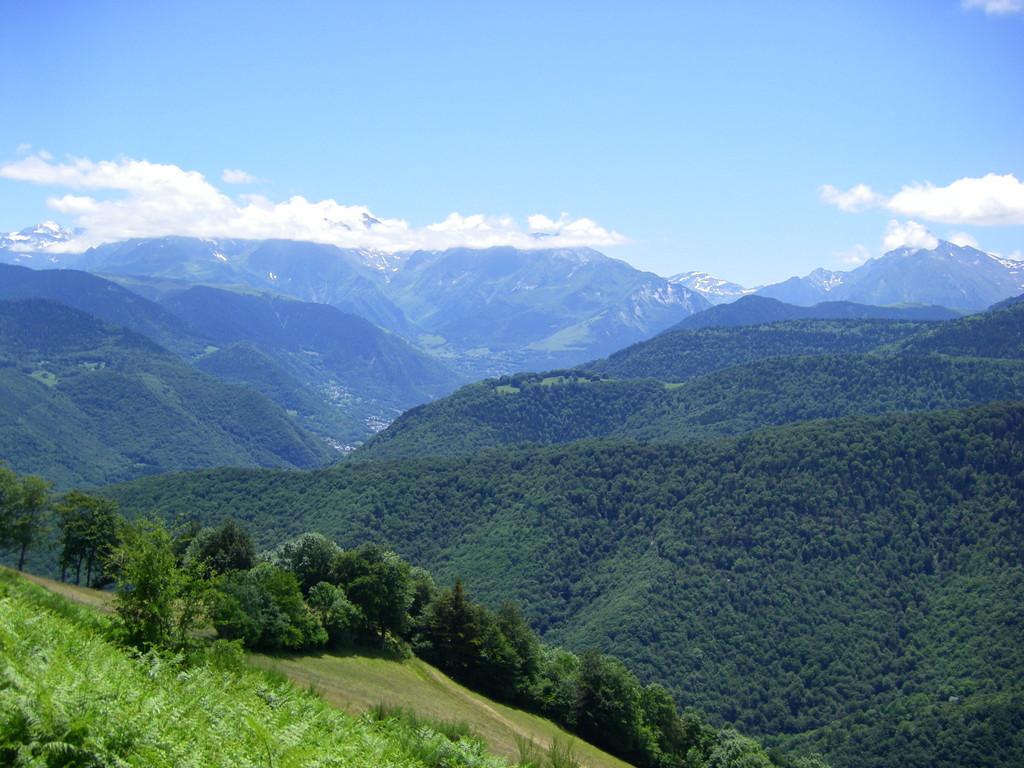 La descente de l'Aspin (1).