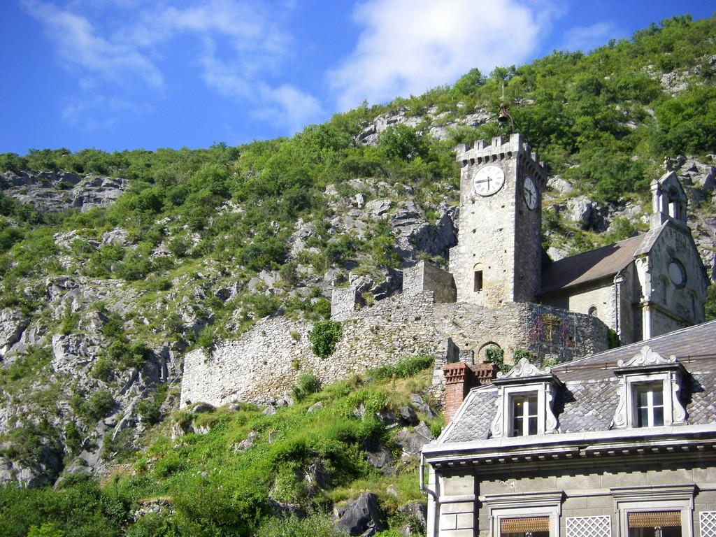 St Béat.