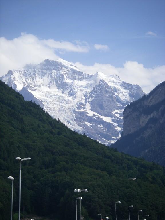 La Jungfrau.