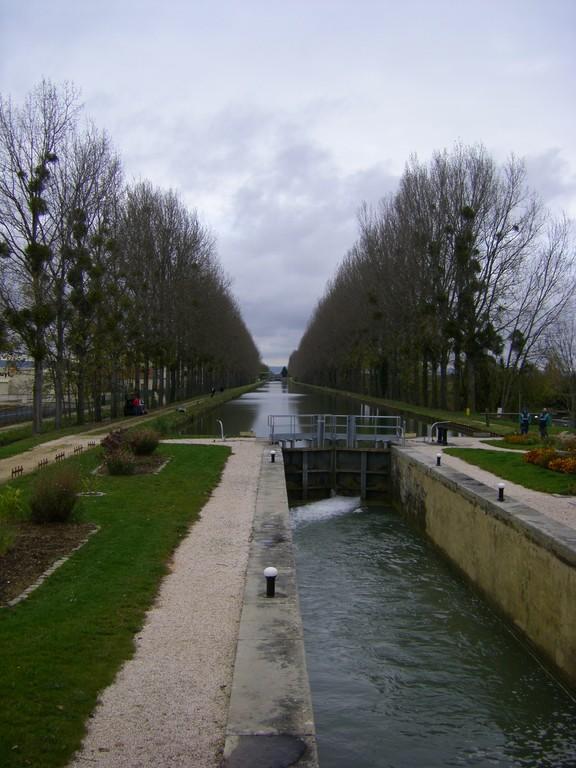 Dijon, c'est par là
