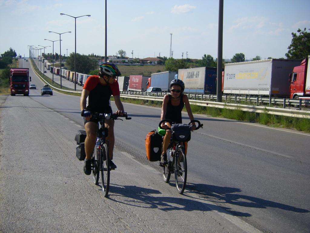 Karin et Ali Alper.
