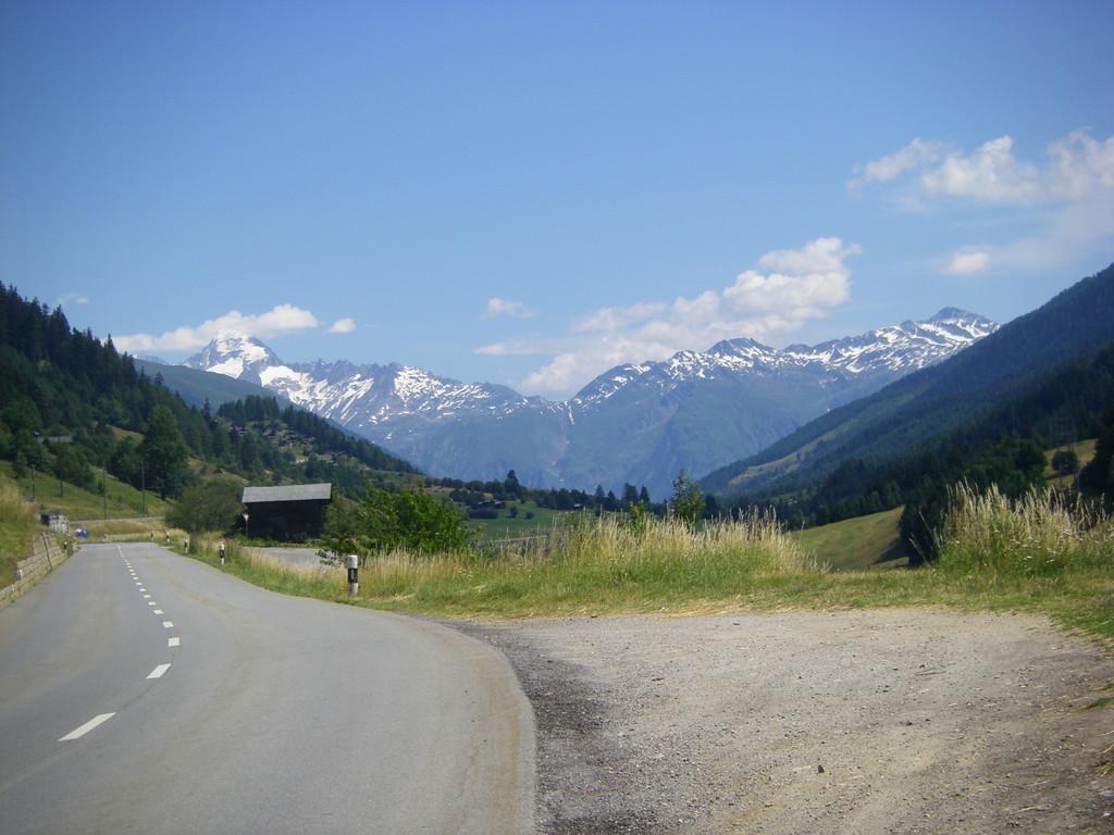 Dans le haut-Valais.