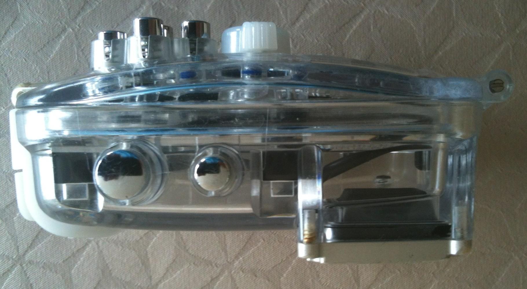 Boitier étanche MARINE CASE MC-DG100 pour appareil photo MINOLTA - Vue 3