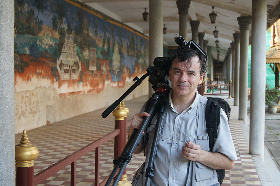 2010. Royal Palace of Cambodia. Phnom Penh. © Alexandre Bartos