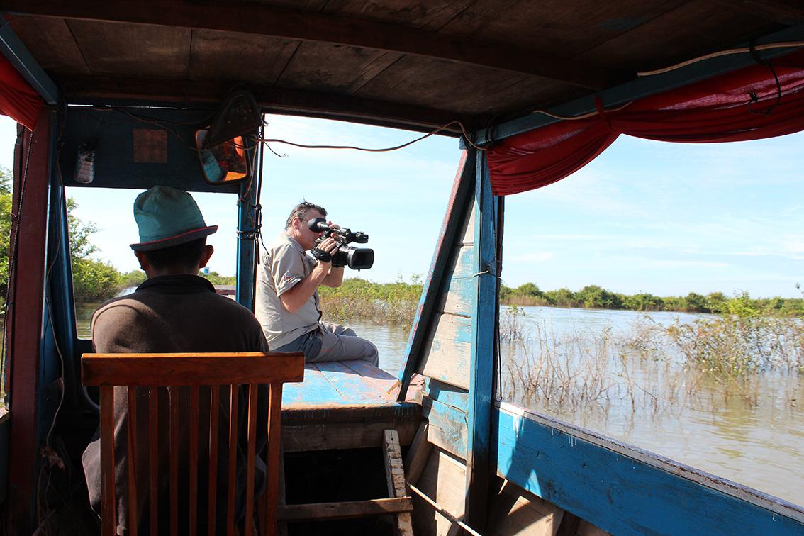 2011. Lac Tonlé Sap. Cambodge