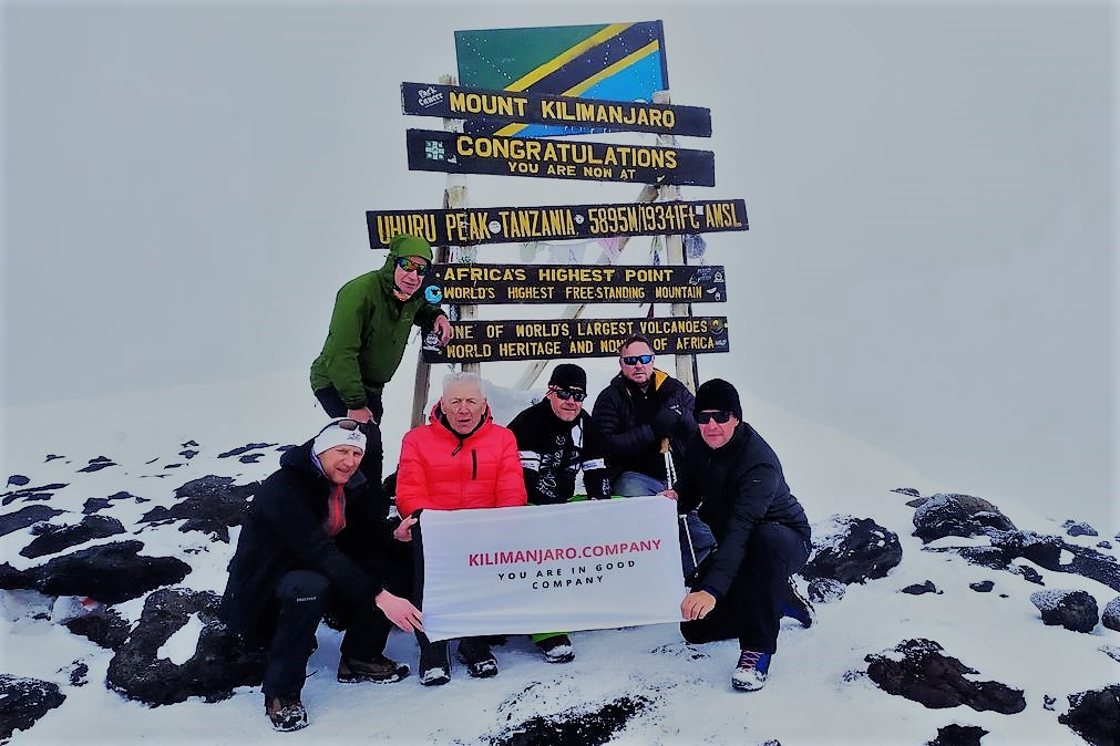 Another Successful Expedition - Kilimanjaro Company