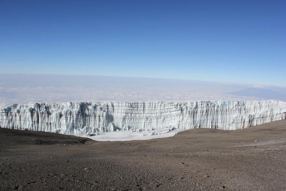 Uhuru Peak Views - Kilimanjaro Company