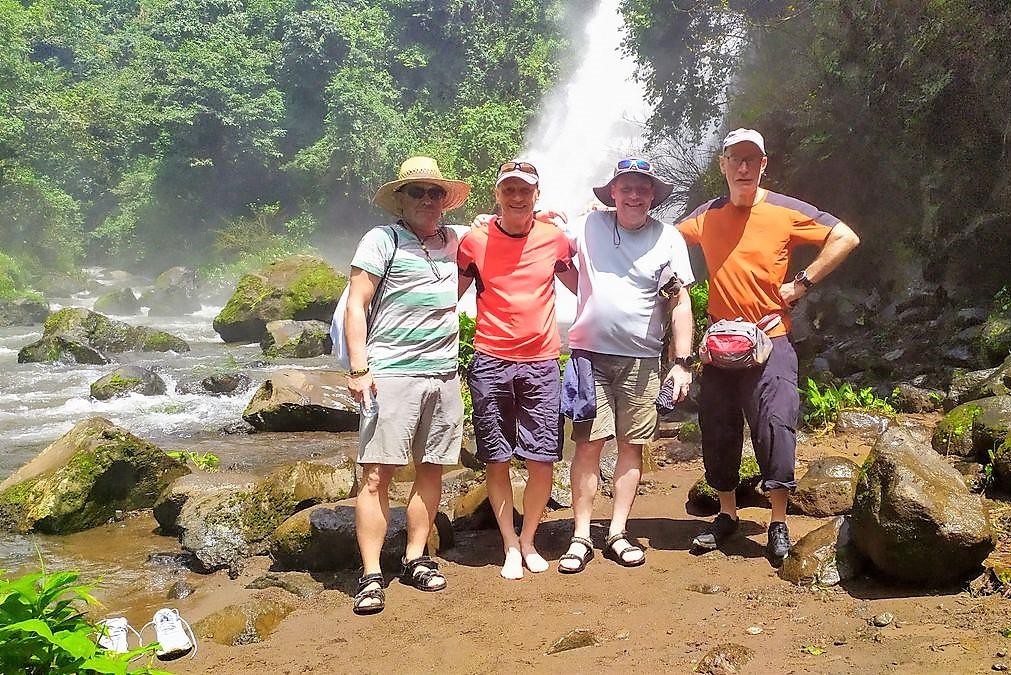 Ndoro Waterfall - Kilimanjaro Company