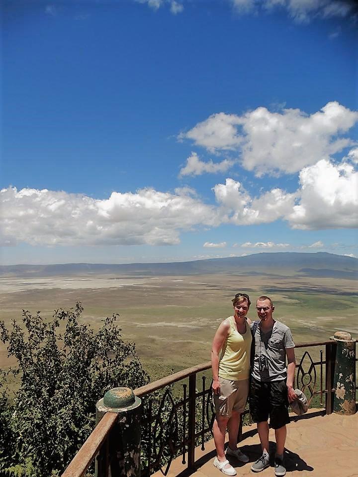 Kilimanjaro Company im Ngorongoro Krater