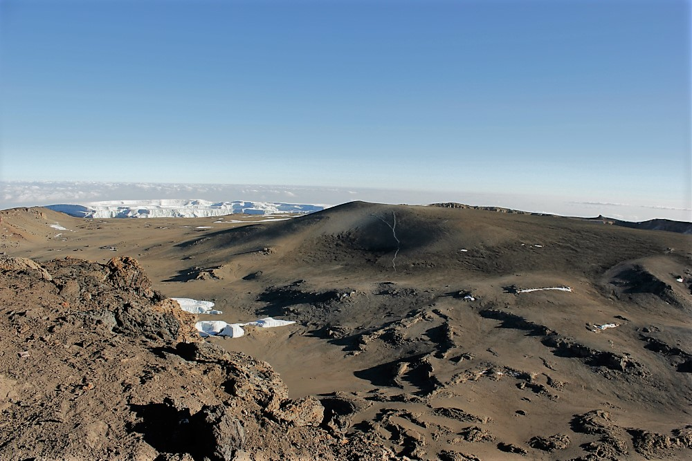 Kilimanjaro Crater Views