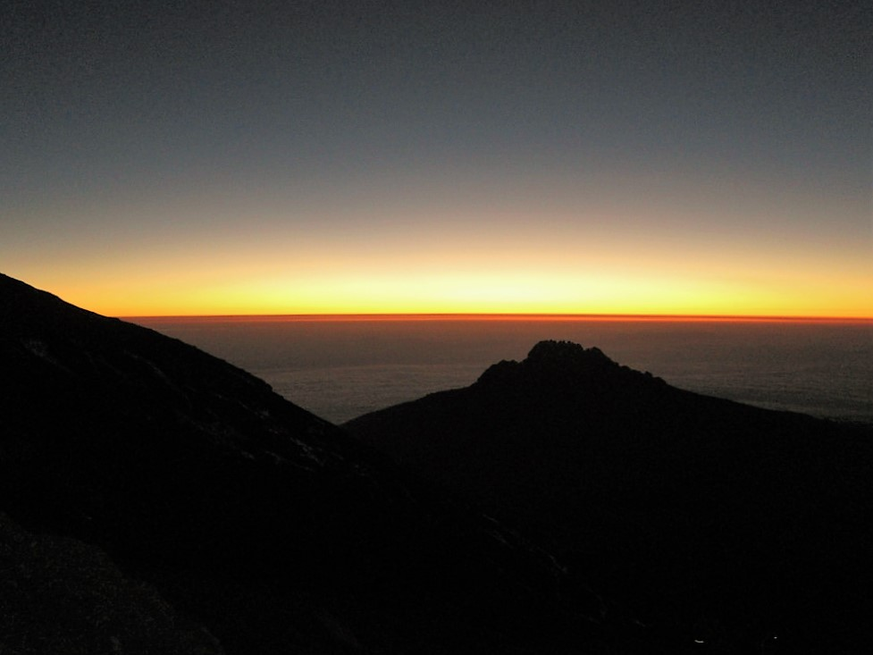 Sunrise Stella Point Mount Kilimanjaro
