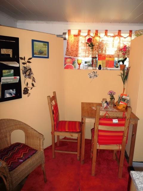 appartement f r 1 2 personen messe pension muehlhofs webseite. Black Bedroom Furniture Sets. Home Design Ideas