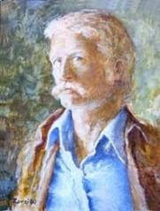Luigino Zorzi - Autoritrato