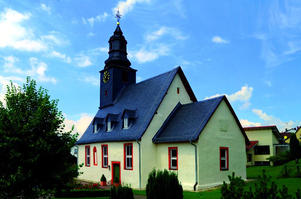 Kirche in Ober-Seemen