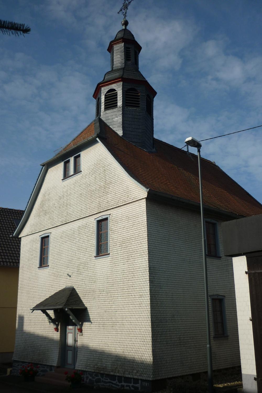Kirche in Wohnfeld