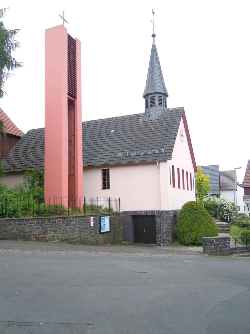 Kirche in Betzenrod