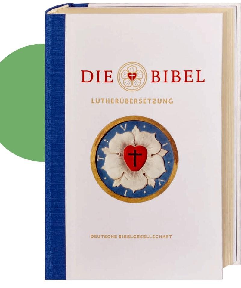 Die revidierte Lutherbibel in einer attraktiven Ausgabe. Foto: Deutsche Bibel Gesellschaft