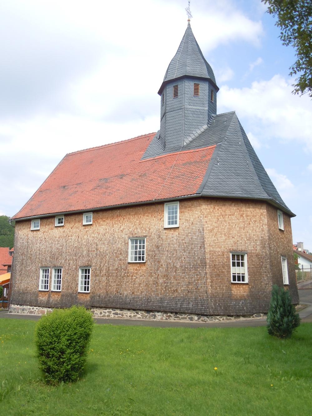 Kirche in Rudingshaim