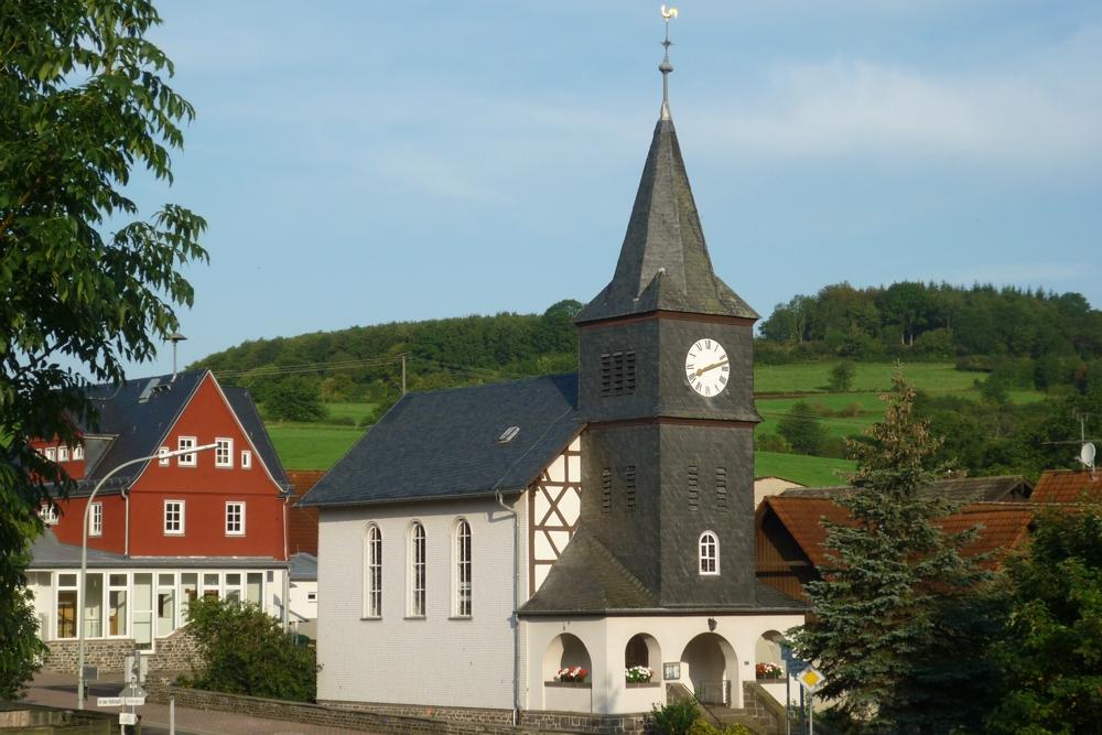 Kirche in Ober-Seibertenrod