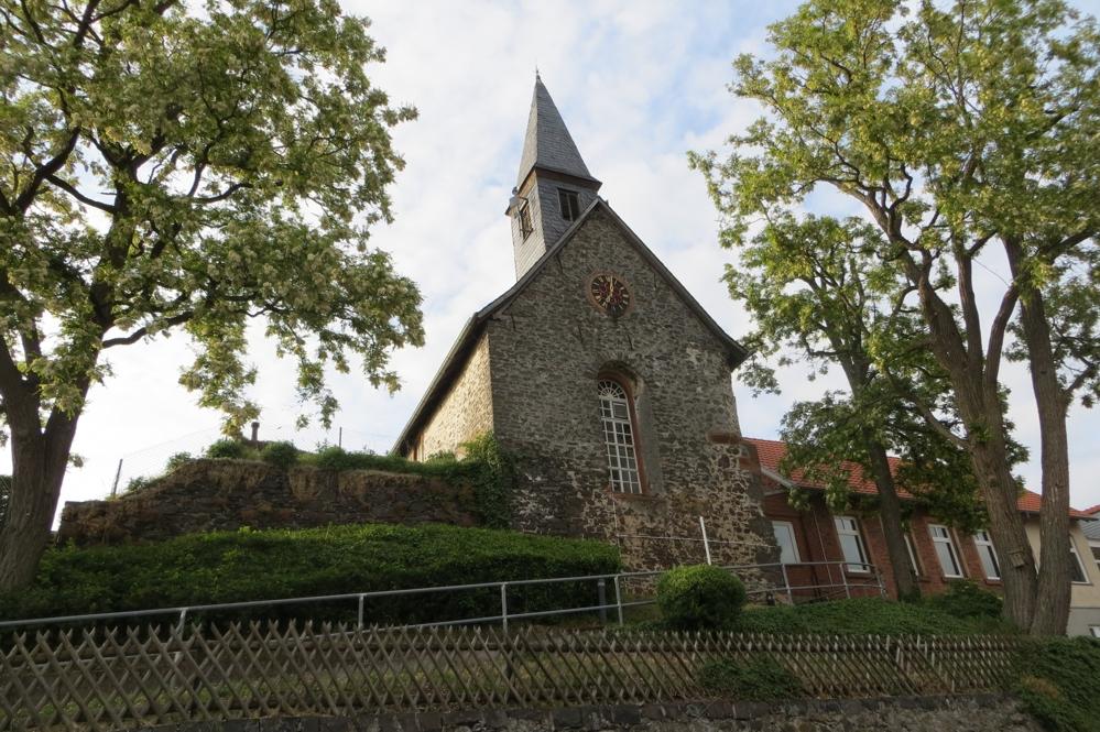 Kirche in Stornfels