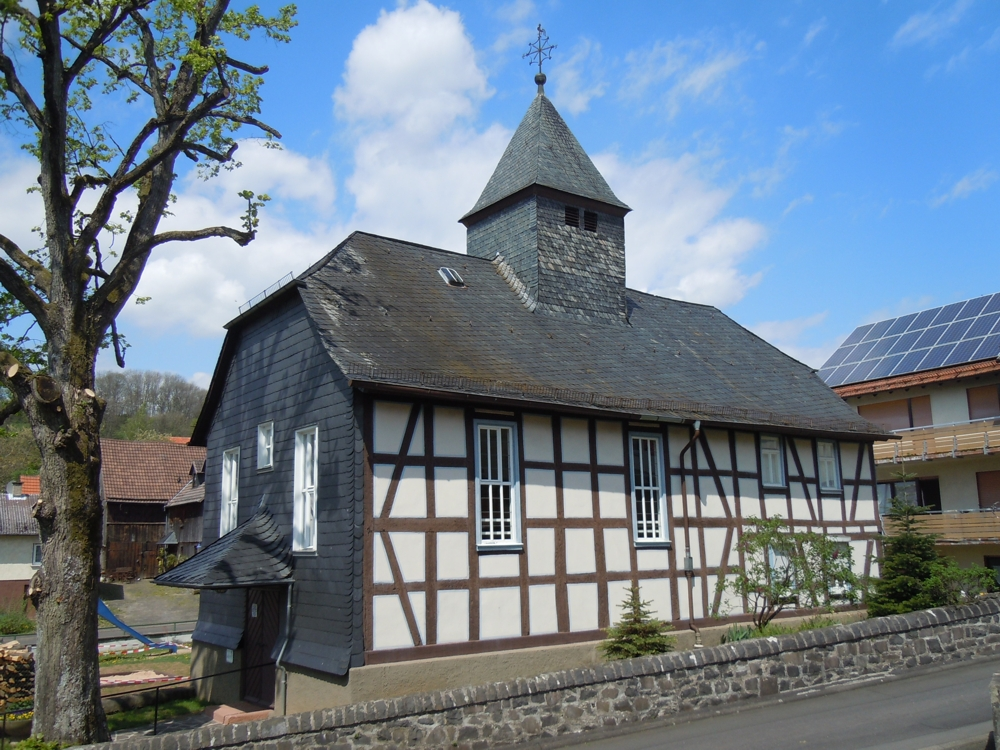 Kirche in Götzen
