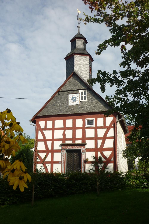 Kirche in Höckersdorf