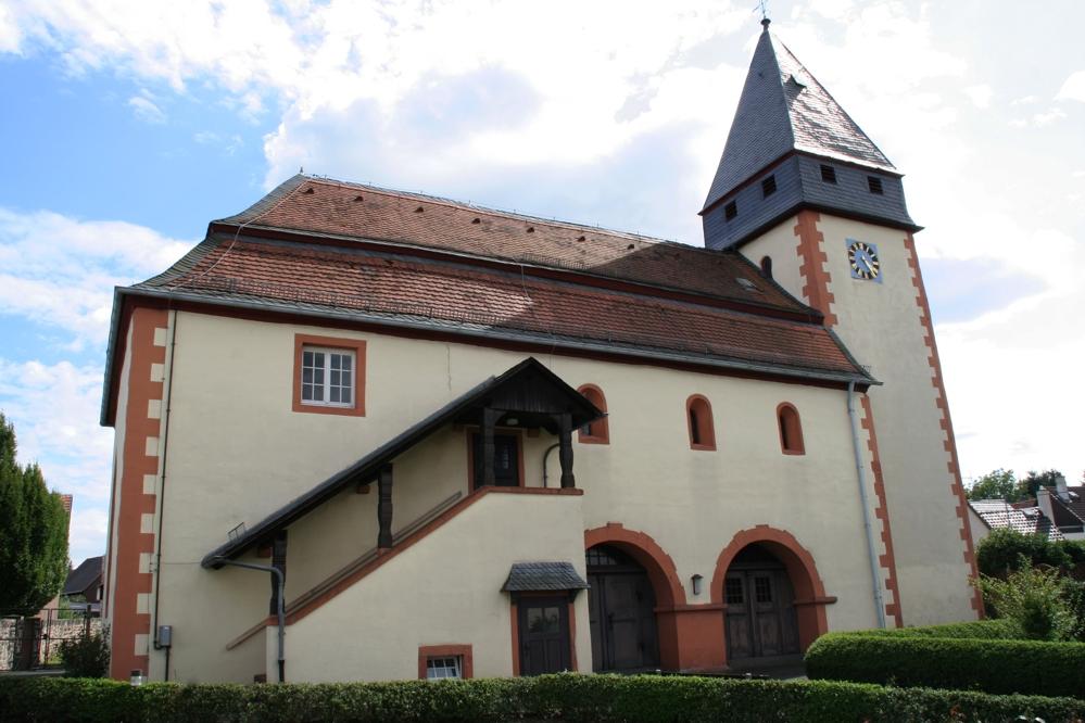 Kirche in Ulfa