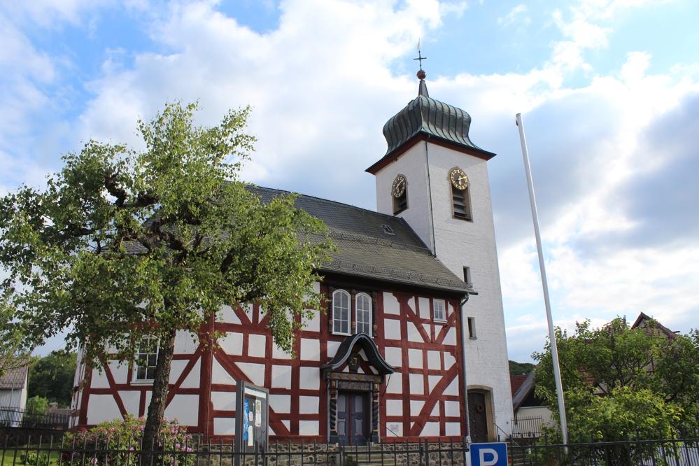 Kirche in Breungeshain