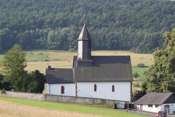 Kirche in Eichelsdorf
