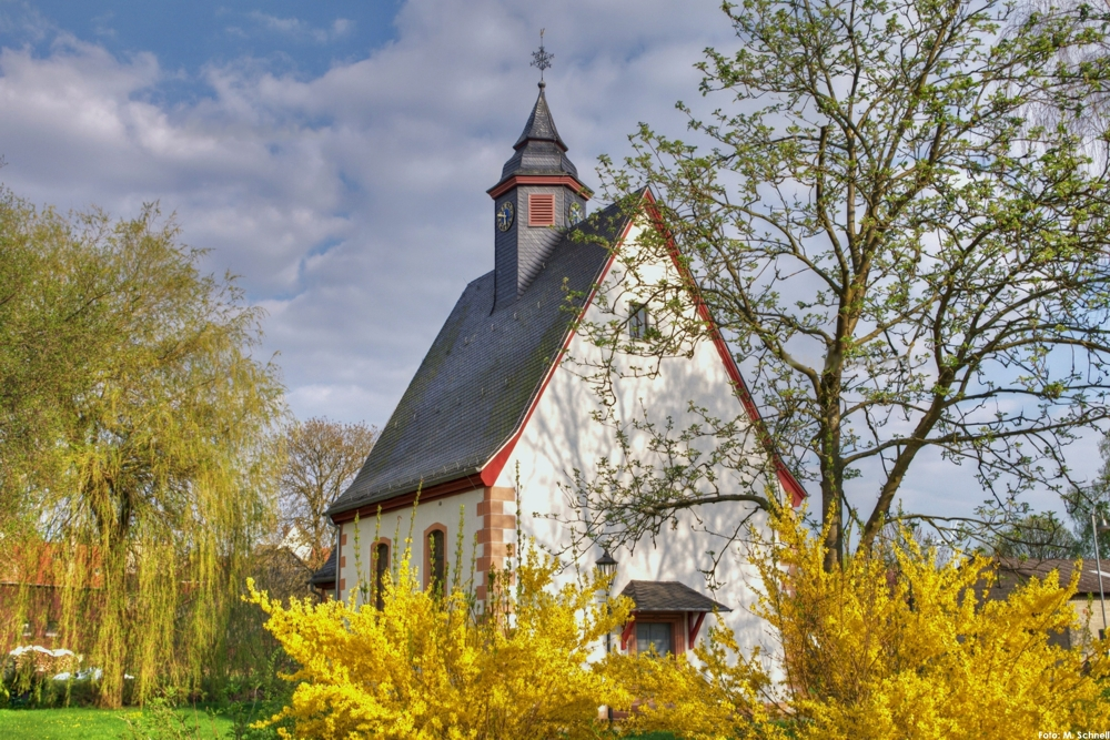 Kirche in Nieder-Seemen