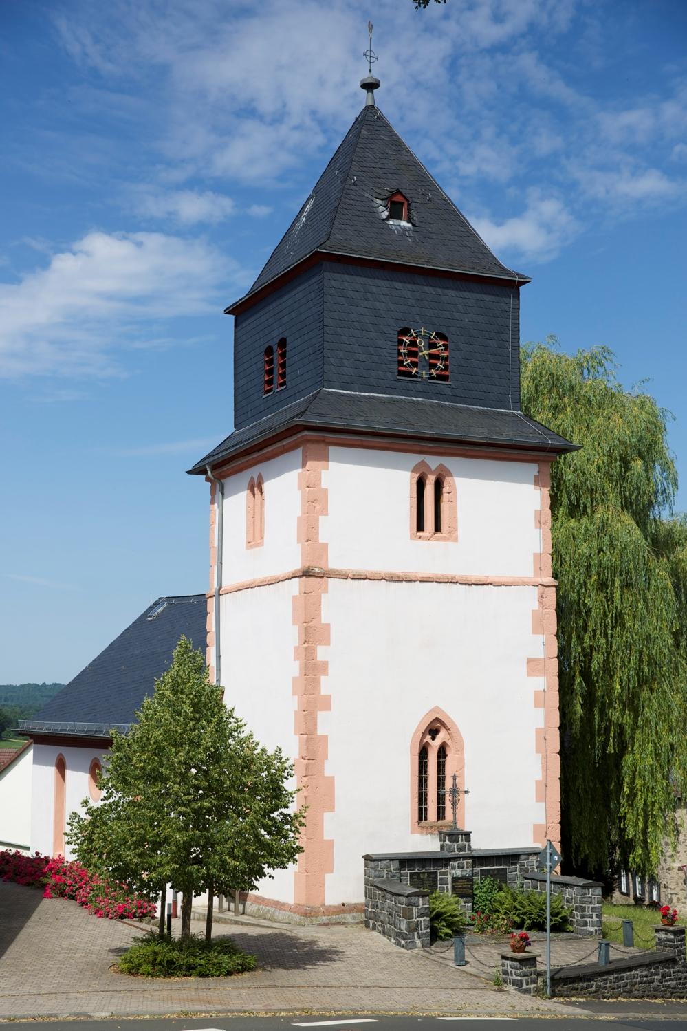 Kirche in Einartshausen