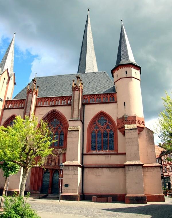 www.rettet-den-kirchturm.de Liebfrauenkirche Schotten