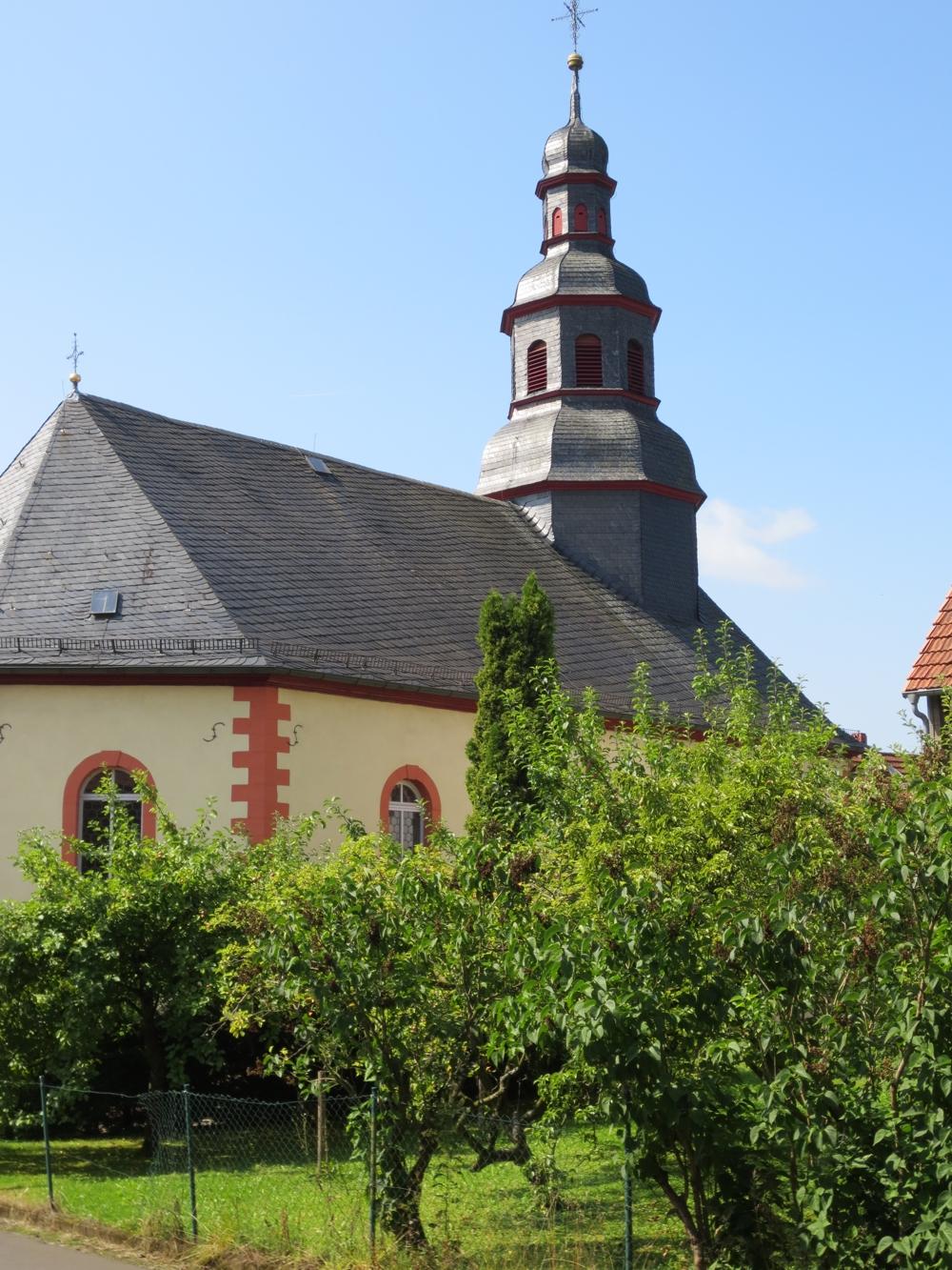 Kirche in Burkhards
