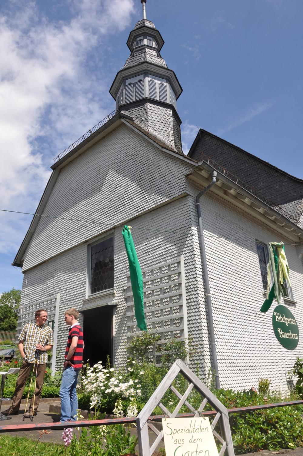 Kirche in Busenborn
