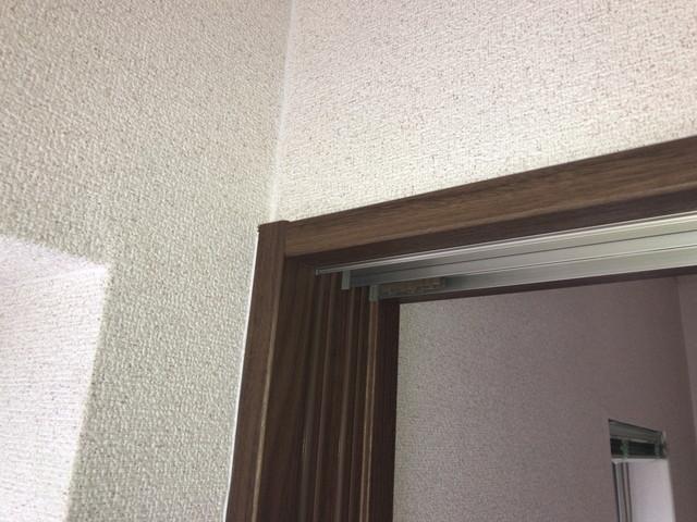 壁を一切いじらない施工方法で、短時間・低費用に抑えられました!