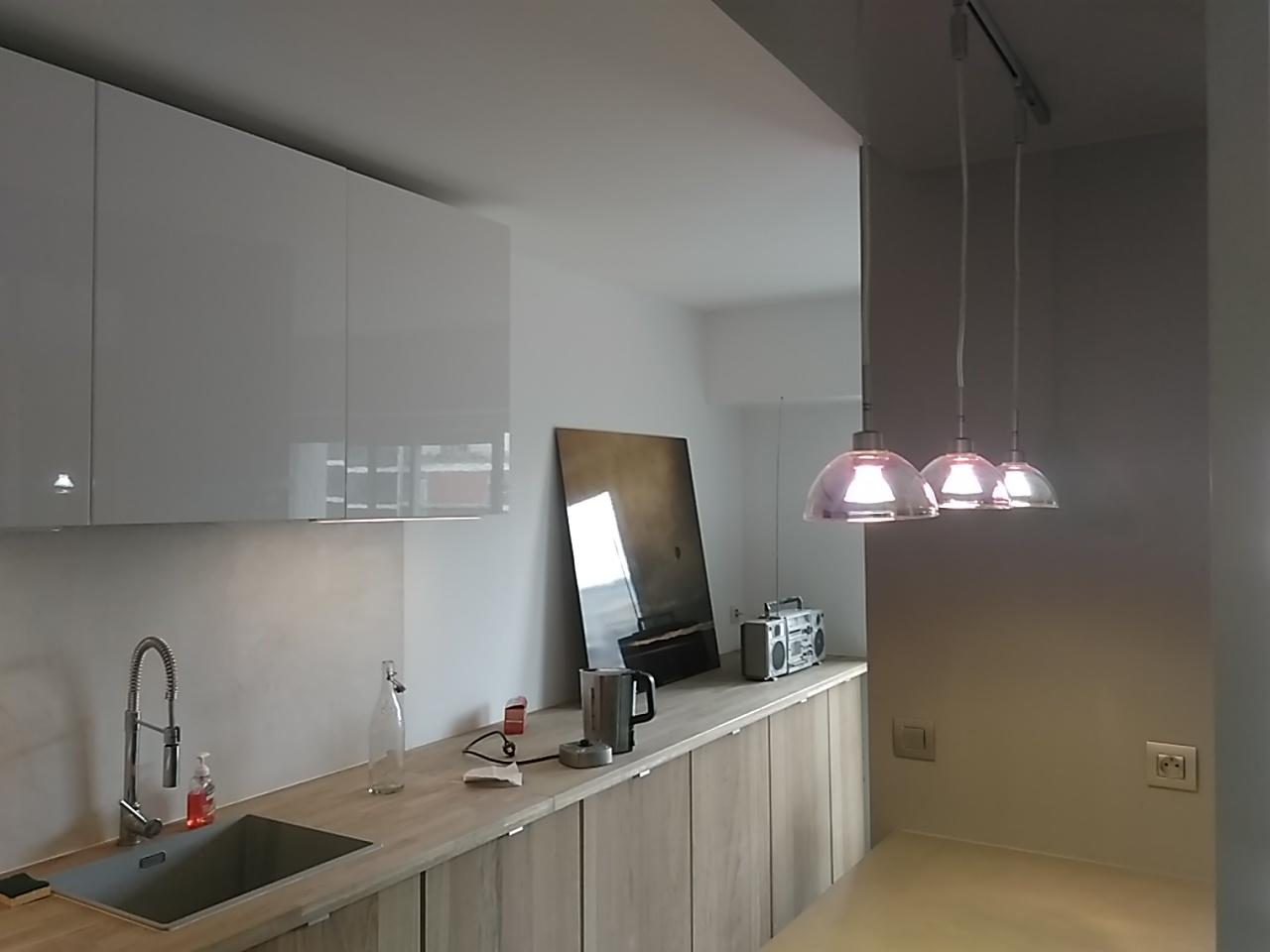 Eclairage cuisine, Paris