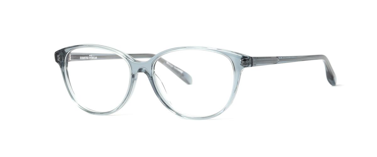 Hamburg Eyewear Finja 33 meeresblau, transparent