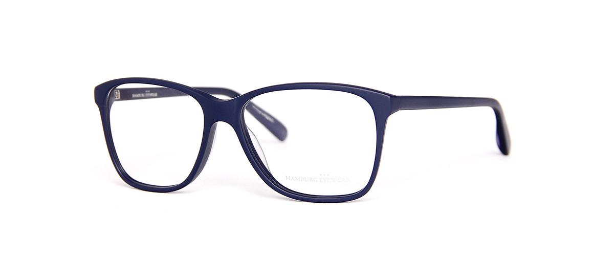 Hamburg Eyewear Bosse 11M marineblau, matt