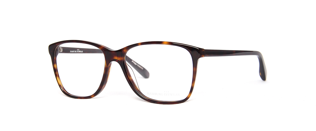 Hamburg Eyewear Bosse 185 dunkel-havanna