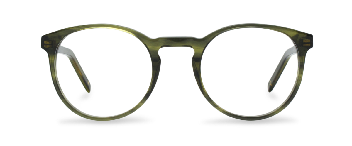 Dick Moby O-OXF 032 green leaves
