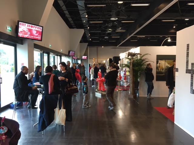Vernissage Cannes 9.12.2016