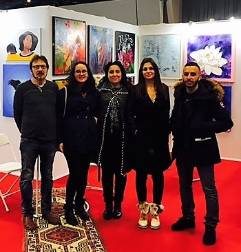 Vernissage Cannes 9.12.2016