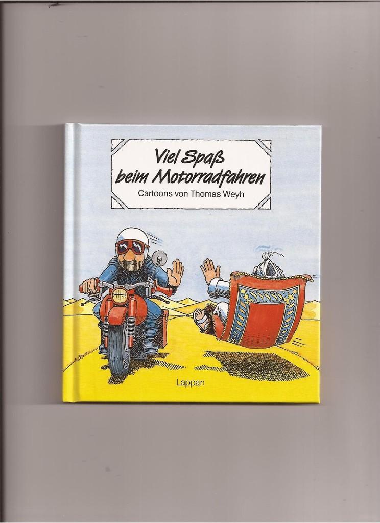 Viel Spass beim Motorradfahren