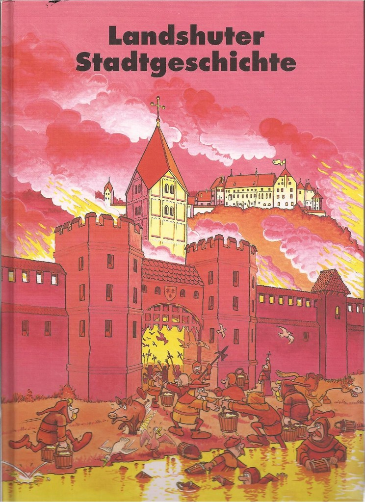 Landshut-Comic, Band 1
